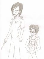 What could have Been - Sirius Black by wolfjmk