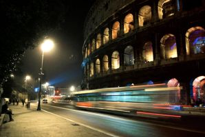 Colosseo in Color by vetal-vetal