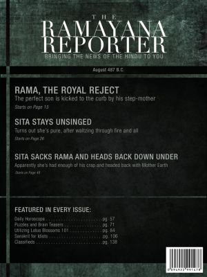 The Ramayana Reporter - Mythology Project
