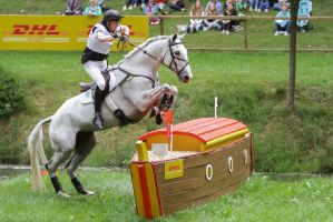 3DE Cross Country Water Obstacle Series IX/15 by LuDa-Stock