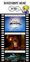 Avatar Screenshot Meme by coincidense
