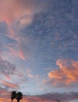 Cotton Candy Clouds by ShipperTrish