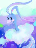Altaria by FireflyThe5th