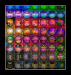 Colored Balls Collection 1 by kanes