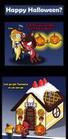 Happy -late- Halloween by FaiTakeruSachiko