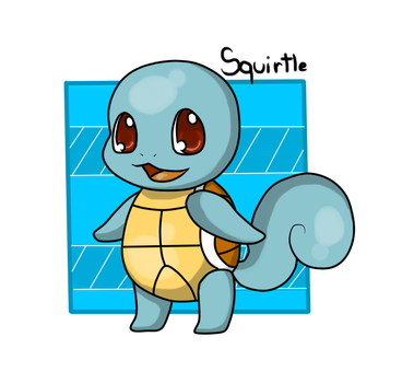 Squirtle by SwEeTxPiNk96