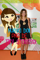 Doll PNG de Tini Stoessel by CandyStoesselThorne