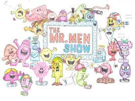 The Mr. Men Show by OddballArtist