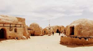 The set of Star Wars by Zeyr96