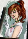 Sailor Jupiter by Ines92