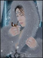 January - Turning Wheel Oracle by Everild-Wolfden