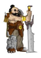 Dwarven Slayer by Keydan