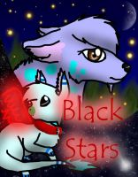 Black Stars-Cover by Sahirathedragoness