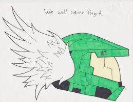 We Will Never Forget by sandrock62