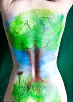 This Giving Tree by extreme-body-art