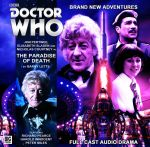 The Paradise Of Death | Big Finish Cover by Cotterill23