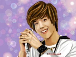 Kim Hyun Joong by Angelii-D