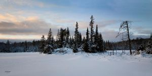 GunFlint Trail Minnesota by DGAnder