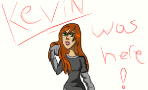 gwevin - kevin was here by XJose-chanX