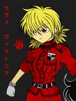 Seras Victoria The Draculina by NeoVersion7