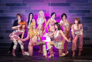 My Girls by Mikacosplay
