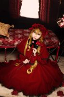 Shinku Cosplay by SeiunYue