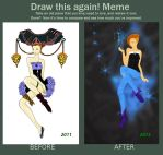 Meme Before And After - Libra by rainbowforhappiness