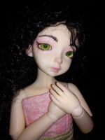 Nameless new faceup by Cheesedemon88
