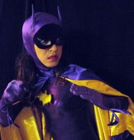 66 Batgirl Cosplay - Skirmish by ozbattlechick