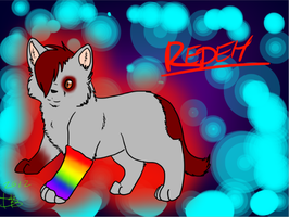 Redeh the Cat ::FA:: by Deathykinz