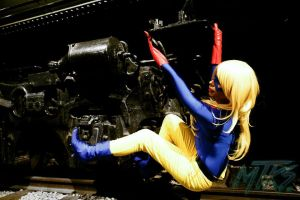 Liberty Belle - Hang on! by Reign-Cosplay