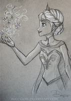Elsa 12092013 by riku-gurl