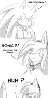 The Walk- sonamy- PART 2 by Klaudy-na