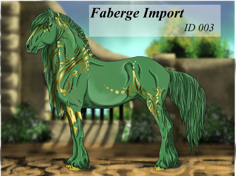 The Faberge Import 003 by LiaLithiumTM