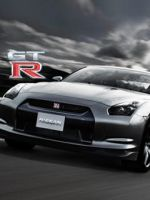 Nissan GT-R Mobile Wallpaper by ChocSoldier