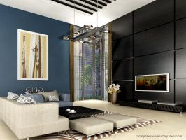 modern interior by anyoe