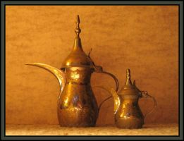 Coffee Pots by midgard