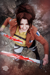 AOT: Crazy thing by erinyesCOSphoto