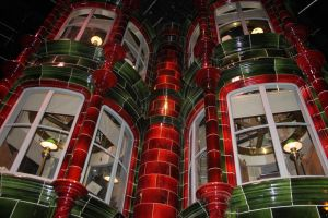 Ministry of Magic Offices by Skarkdahn