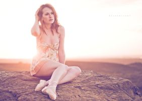 lonely dancer by Arielle-Fox