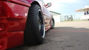 Honda CRX red collateral by Area29ED6