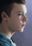 Ian Gallagher by daisyjennifer