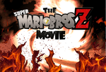 Official Super Mario Bros Z Movie Poster by TheHomebrewGuru
