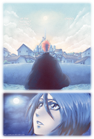 BLEACH ch476 IchiRuki by Amy-corE