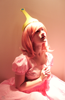 Young Princess Bubblegum by a-c-photography