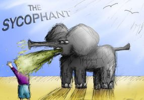 Sycophant by wizardjoe