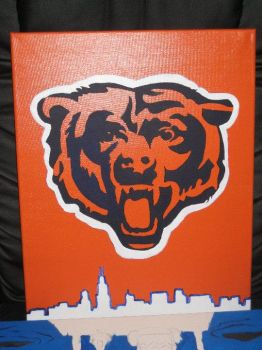 Chicago Bears Logo by airbornejules