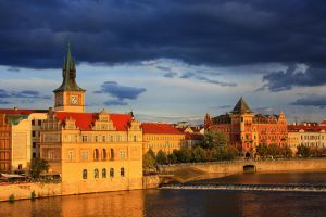 Prague by JoostvanD