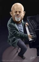 Billy Joel by CarlosRubio