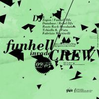 funhell invade a crew by thedsw